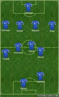 Orient 1st half Formation