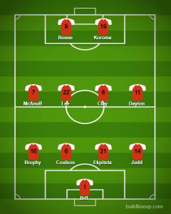 Orient vs Eastleigh